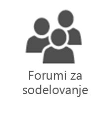 PMO – forumi za sodelovanje