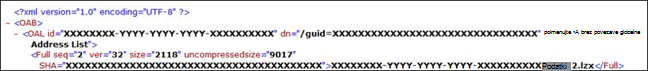 Odpravljanje težav z Outlookov adresar brez povezave