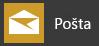 Prikaže aplikacijo Pošta za Windows 10, kot je prikazana v začetnem meniju sistema Windows