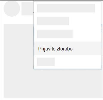 Posnetek zaslona zlorabo v storitvi OneDrive