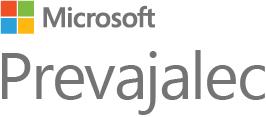 Logotip storitve Microsoft Translator