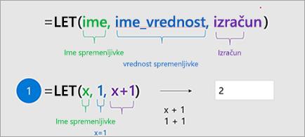 Pokaže funkcijo» dovoli «v Excelu