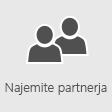 Najemite partnerja, ki vam bo pomagal pri uvedbi storitve Office 365