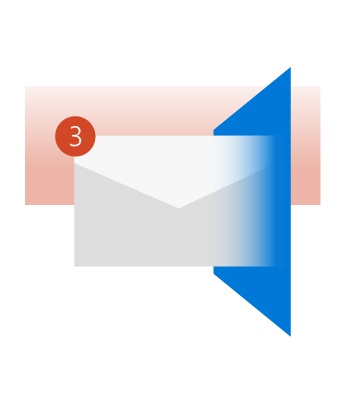 Ohranite urejeno mapo »Prejeto« tako, da prezrete vsiljive pogovore.