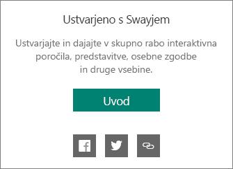 Blagovna znamka Sway