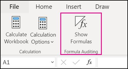 Prikaz formul v spletu