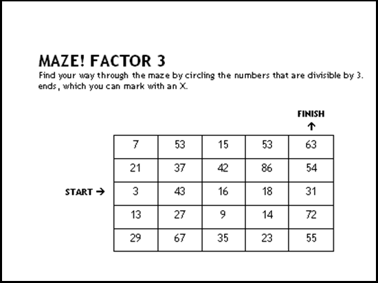 slika matematične predloge.