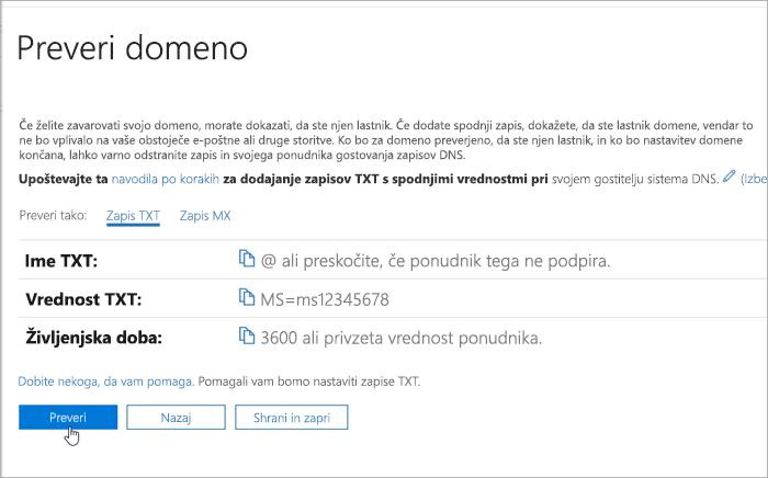 OVH – preverjanje domene v storitvi Office 365_C3_201769202357
