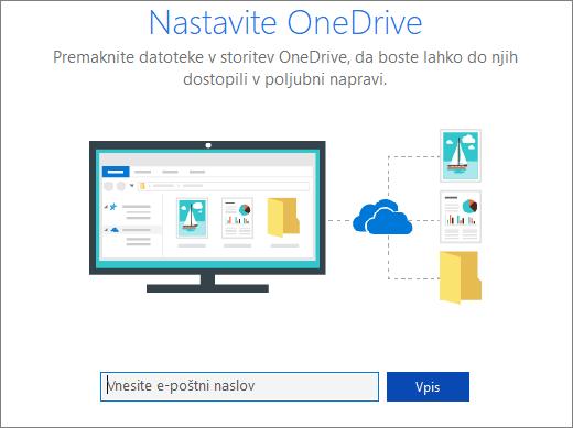 Sinhronizacija namestitve storitve SharePoint online