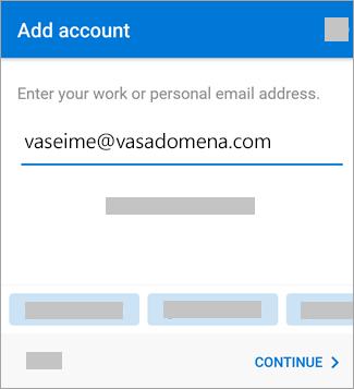 Vnesite svoj e-poštni naslov.