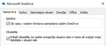 Če želite onemogočiti vsa obvestila za OneDrive datoteke v skupni rabi, pojdite v nastavitve aplikacije OneDrive in jih izklopite.