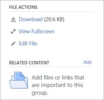 Urejanje datoteke