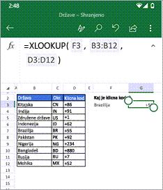 Pokaži XLookUp
