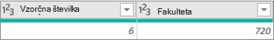Adding a column to get the factorial of a number