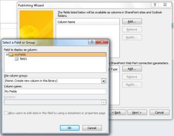 InfoPath 2010 – objavljanje obrazca