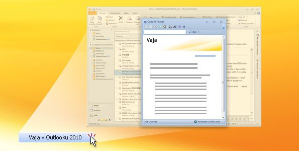 Vaja za Outlook 2010
