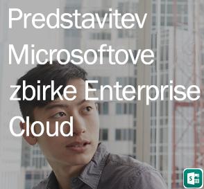 Načrt zbirke Enterprise Cloud