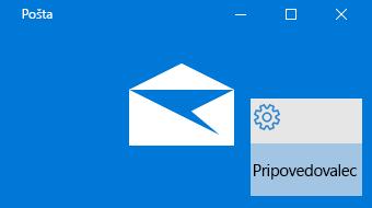 Pregled Pošte za Windows 10 in Pripovedovalca