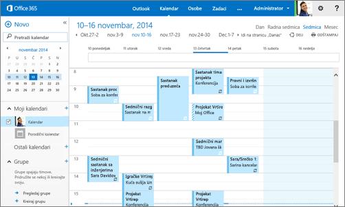 Saznajte više o programu Outlook