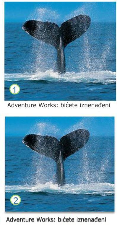 Tekstualni efekti i efekti slike