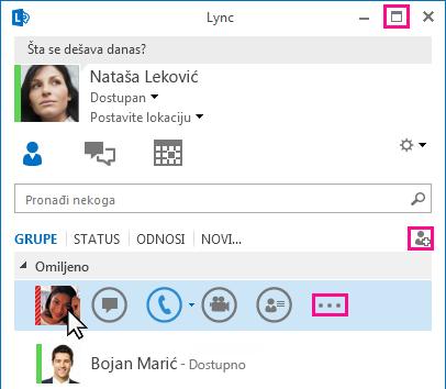"""Snimak ekrana TRAKE """"BRZI LYNC"""""""