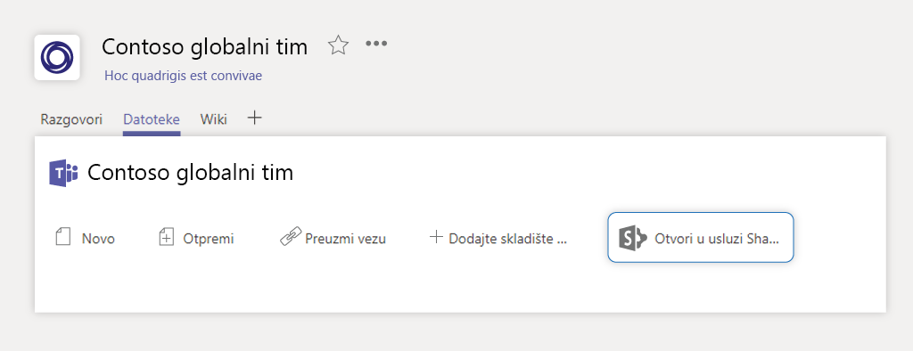 SharePoint site_Teams