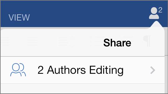 Pronalaženje broja autora koji rade na datoteci