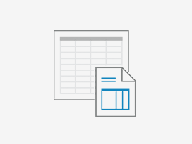 Logotip Access predloška