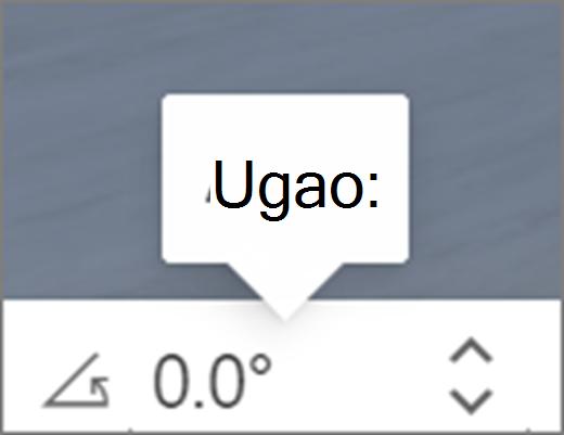 Ugaoni UI