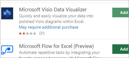 Nabavite programski dodatak iz Office prodavnice na vebu