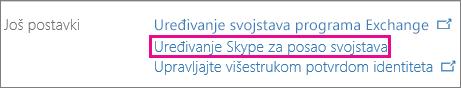 Odaberite Skype za posao