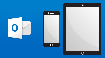 Saznate kako se koristi Outlook na iPhone ili iPad uređaju