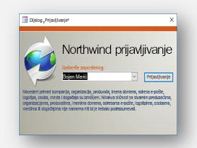 """Preuzimanje predloška """"Northwind"""""""