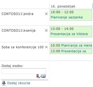Kalendar grupe
