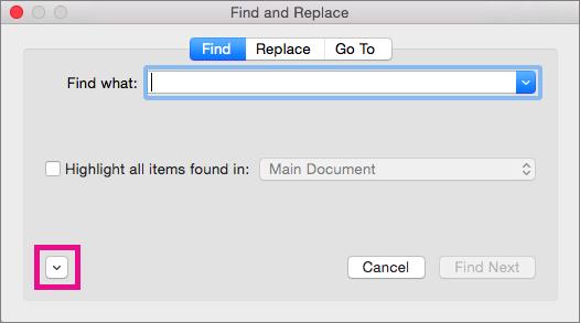 Pokazuje kako da pokrenete formatiranje iskačućeg menija