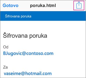 OME prikazivač sa Gmail 2