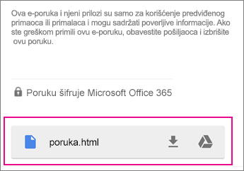 OME prikazivač sa Gmail na Android 1