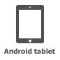 Ikona za Android tablet