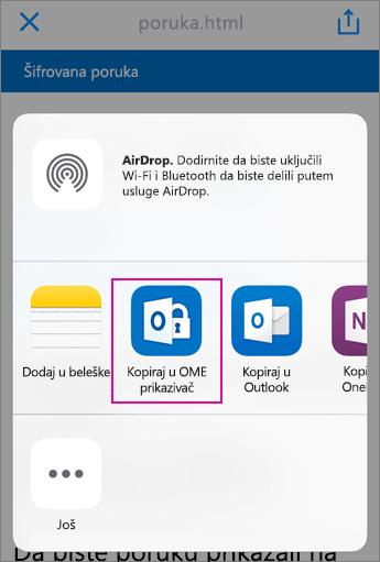 OME prikazivač sa Yahoo 3