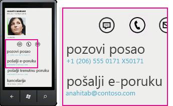 Lync za mobilne korisnike