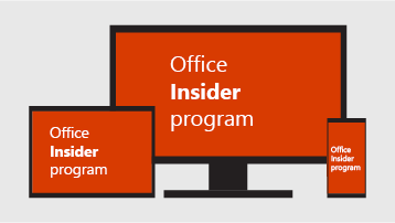 Office Insider program.