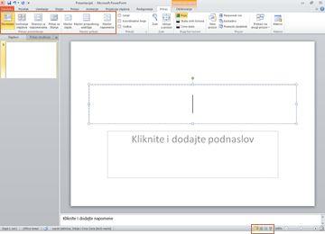 PowerPoint prikazi
