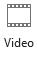 "Dugme ""Video"" na kartici ""snimanje"" u programu PowerPoint 2016"