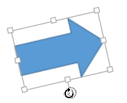 Rotiranje oblika