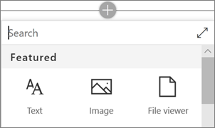 Okvir sa alatkama za Veb segment