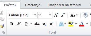 """Grupa """"Font"""""""