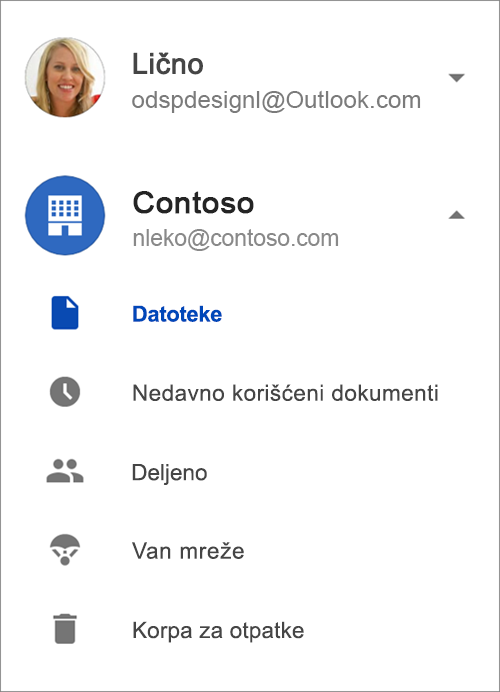 OneDrive for Business.