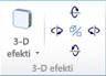 "Grupa ""WordArt 3-D efekti"" u programu Publisher 2010"