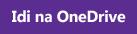 """Idite do dugmeta OneDrive na veb stranici """"Pomoć"""""""