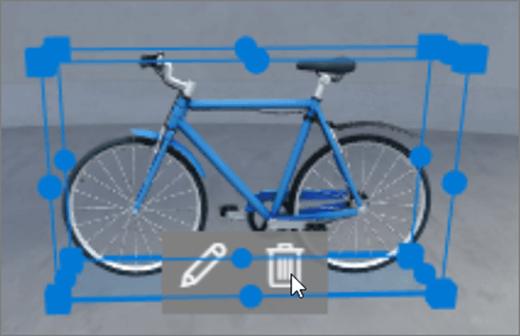 Brisanje korisničkog interfejsa